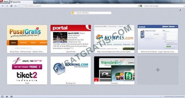 Download Opera Terbaru : Opera 12 Telah Dirilis