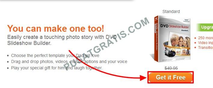 Cara mendapatkan lisensi DVD Slideshow Builder