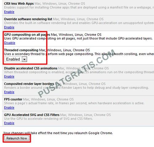 Cara Mengaktifkan Fitur Tersembunyi di Google Chrome