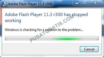 Flash Player Anda Crash Setelah Update? Ini Solusinya!
