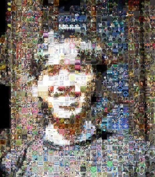 Cara Membuat Foto Menjadi Mozaik dengan Foto-Mosaik-Edda