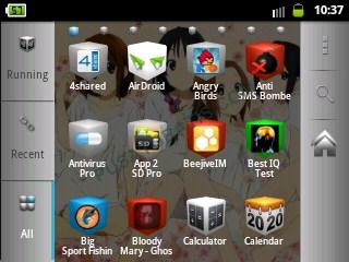 Go Launcher Ex: Menyulap Android Kamu Menjadi Tampil Beda
