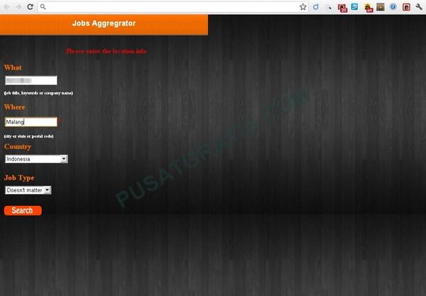Jobs Aggregator: Memudahkan Anda Mencari Lowongan Kerja di Internet