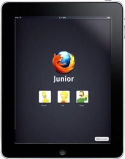 """Mozilla Akan Merilis Browser """"Junior"""" Gratis untuk iOS"""
