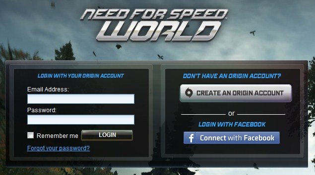 Dapatkan Porsche Boxster Spyder untuk Need for Speed World