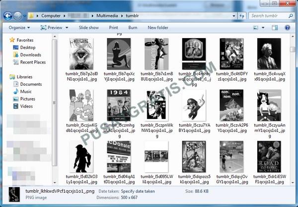 TumblRipper: Mendownload Ribuan Gambar di Tumblr dengan Cepat dan Otomatis