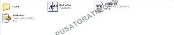Mengatur Aplikasi Windows ke 9 Posisi Layar yang Berbeda dengan WindowPad