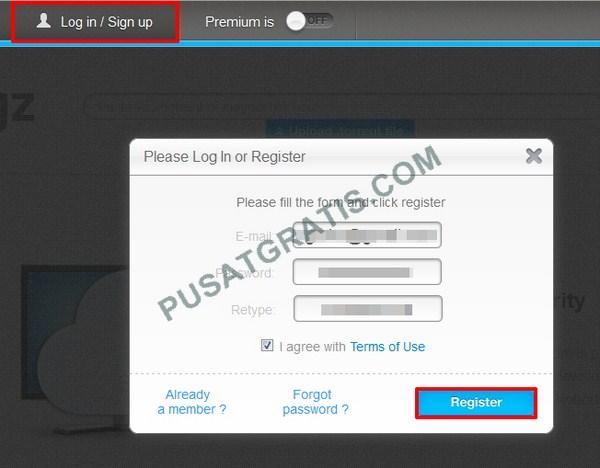 Download Torrent/Magnet Lebih Cepat dan Mudah menggunakan ZBigz