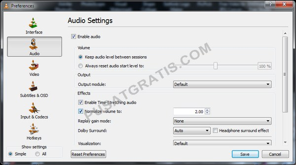 Audio Normalize