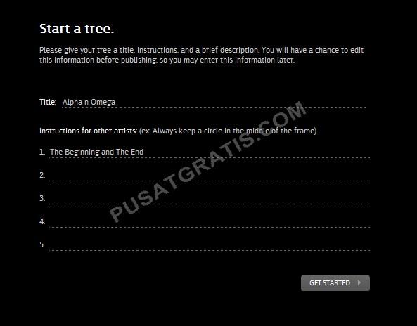 Membuat Animasi HTML5 Dengan Menggunakan This Exquisite Forest