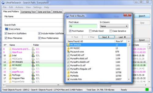 Ultra File Search Lite: Mencari File di Komputer Jadi Lebih Mudah