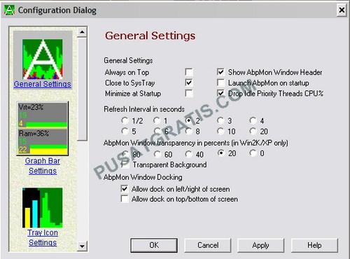 Mengawasi Penggunaan Resource Komputer dengan ABPMon