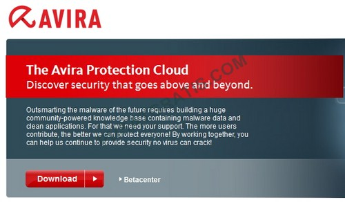 Dapatkan Avira Protection Cloud Technical Preview