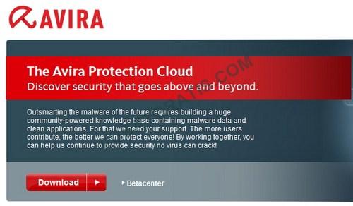 Dapatkan Avira Protection Cloud Technical Preview