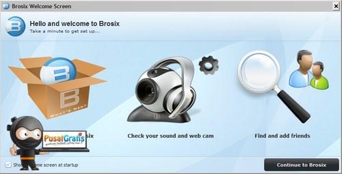 Brosix: Instant Messenger yang Cocok untuk Kerja Tim Jarak Jauh