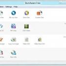 BurnAware 5.0: Disc Burner Simple yang Cepat dan Praktis