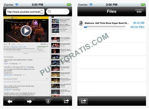 Dapatkan CyberGhost Privacy Browser untuk iPad dan iPhone