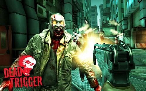 Dead Trigger: Game Shooter Seru untuk Android yang Kini Digratiskan