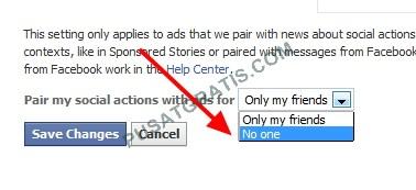 Cara Agar Nama Kamu Tidak Ditampilkan di Iklan Facebook