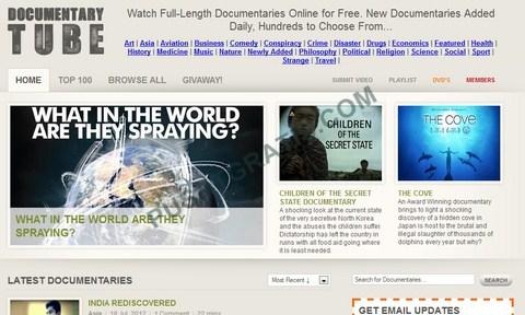 11 Situs Terbaik untuk Menonton Video atau Film Dokumenter