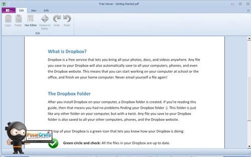 Membuka Berbagai Tipe File dan Dokumen dengan Free Viewer