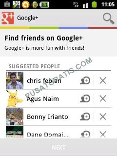 Google+ untuk Android Mendapatkan Tampilan dan Fitur Baru!