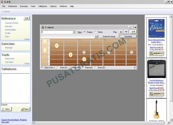 Ayo Belajar Bermain Gitar dengan Guitar & Bass!