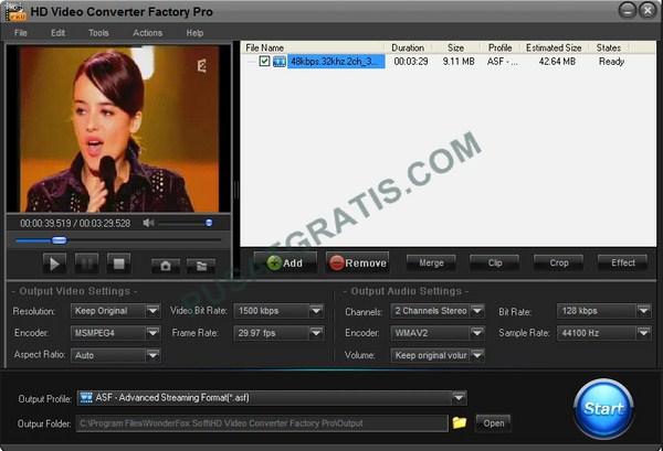Dapatkan Lisensi HD Video Converter Pro Senilai $29.95