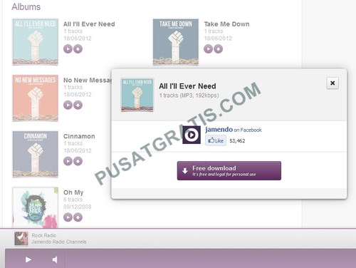 Jamendo: Radio Streaming dengan Musik yang Bisa Kamu Download