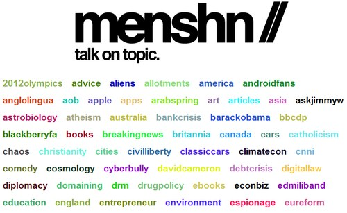 Menshn: Rival Dari Twitter Telah Muncul!