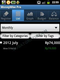 MoneyWise: Aplikasi Android untuk Manajemen Finansial Pribadi