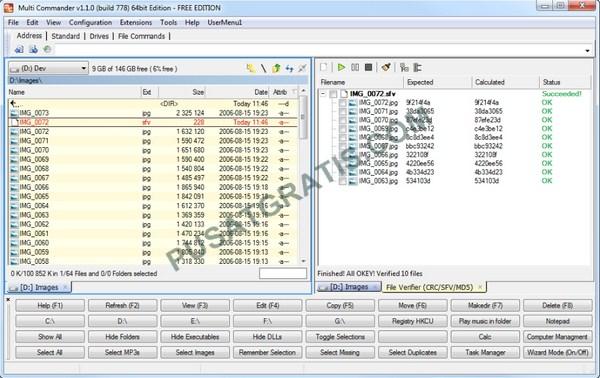 Kurang Puas dengan Windows Explorer? Gunakan Saja Multi Commander!