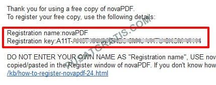 Dapatkan Lisensi novaPDF Lite untuk Membuat File PDF dengan Mudah