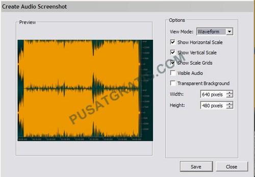 Mengedit Audio dengan Mudah Menggunakan Oceanaudio