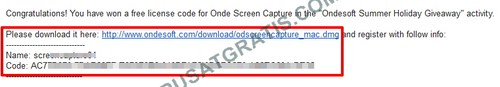 Dapatkan Onde Screen Capture untuk Mac Senilai $29.95