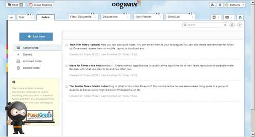 Oogwave: Satu Lagi Aplikasi yang Memudahkan Kamu Bekerja dengan Tim Jarak Jauh