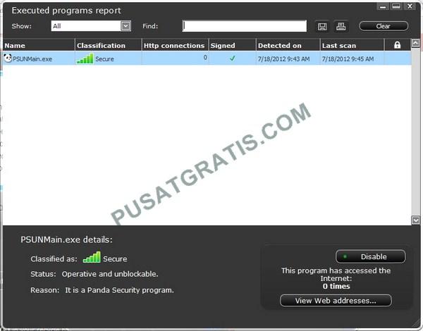 Panda Cloud Antivirus 2.0: Teknologi Baru Cloud Antivirus