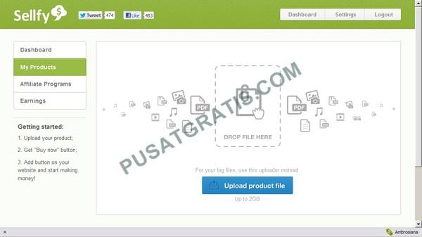 cara download document, app, dll secara bayar