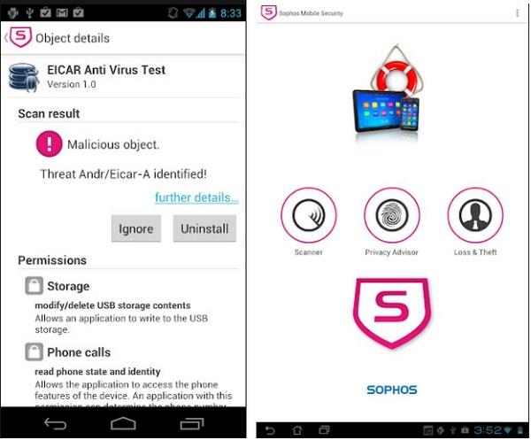 Sophos Mobile Security untuk Android Sudah Dirilis