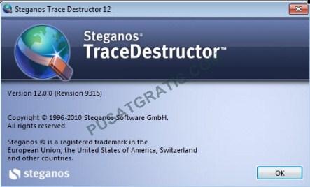 Dapatkan Lisensi Steganos Trace Destructor 12 Secara Legal