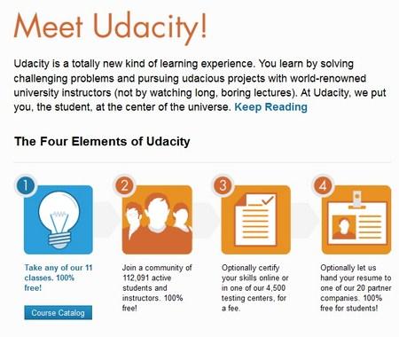 Siapa Mau Kuliah Gratis di Udacity
