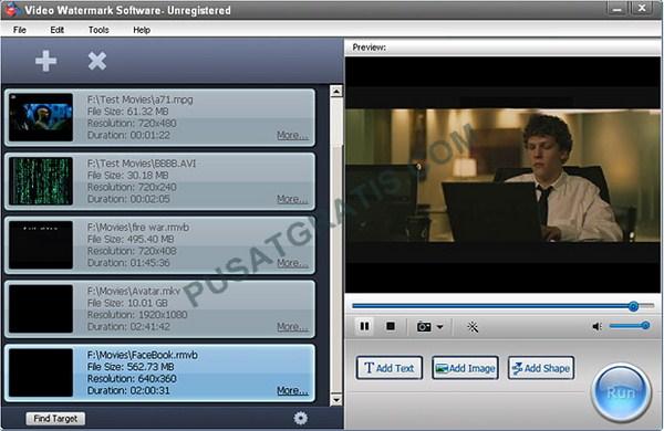 Dapatkan Lisensi Video Watermark Pro untuk Memberi Watermark pada Video