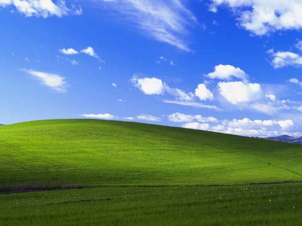 Wallpapaer Default Windows XP
