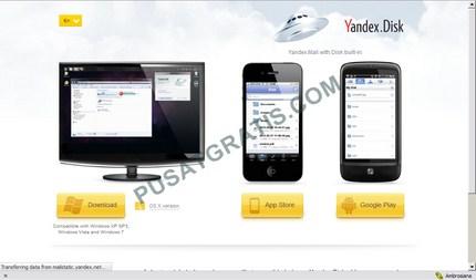 Yandex.Disk: Pesaing baru di kancah Cloud Storage dengan Bonus 10GB Gratis
