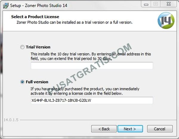 Dapatkan Lisensi Zoner Photo Studio Pro 14 Senilai $69.99