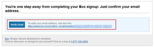 Cara Mendapatkan 25GB Cloud Storage dari Box