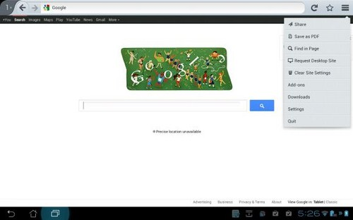 Browser Android yang Populer dan Sering di Download
