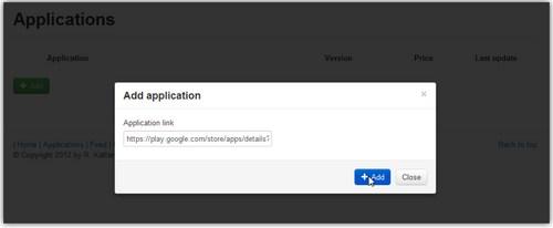 Dapatkan Info Tentang Update Terbaru Tentang Aplikasi Android Dengan AppFeed