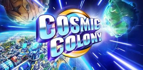 Cosmic Colony: Bangun Kerajaanmu di Angkasa Raya Sendiri