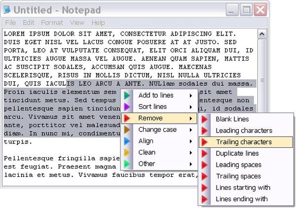 Tambahkan Format Text Dengan Menggunakan Dolphin Text Editor Menu